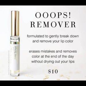Ooops Remover for LipSense